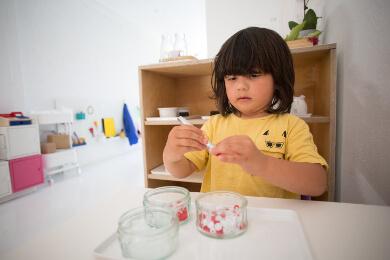 Michelle's Montessori - Classroom